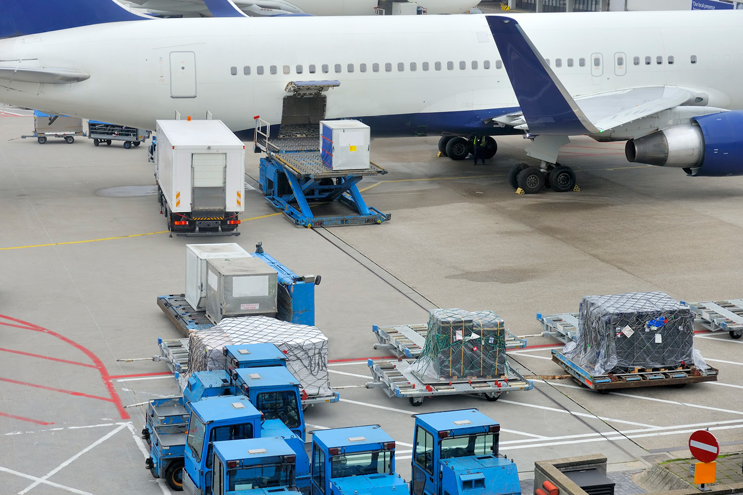 security issues in air cargo movement